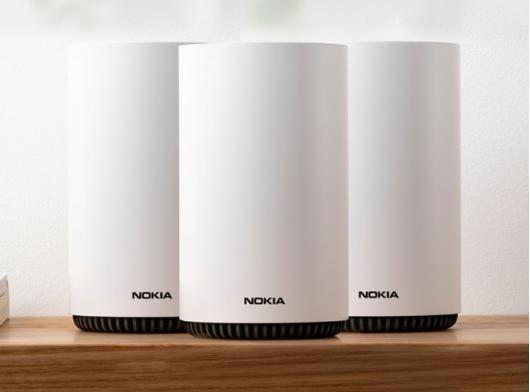 诺基亚推分布式无线路由