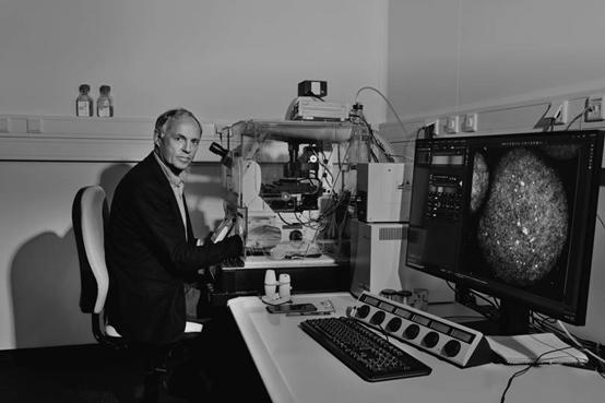 汉斯·克拉弗斯率先利用干细胞培育的类器官来研究病毒