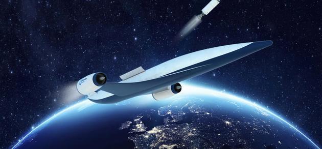 太空飞机一直是人类的梦想