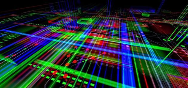 最新研制生物计算机:可在纸张上打印活细胞