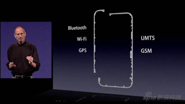 但没想到,这个金属边框让iPhone 4翻车了