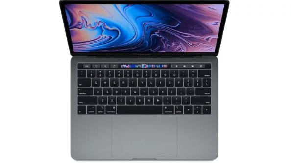 苹果13英寸MacBook Pro即将更新(图片来自@macrumors)