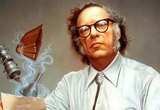 阿西莫夫被视为最伟大的科幻作家之一