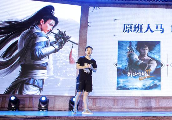 对话金山世游刘希:游戏行业微创新已无法立足 MMO陷怪圈亟待革新