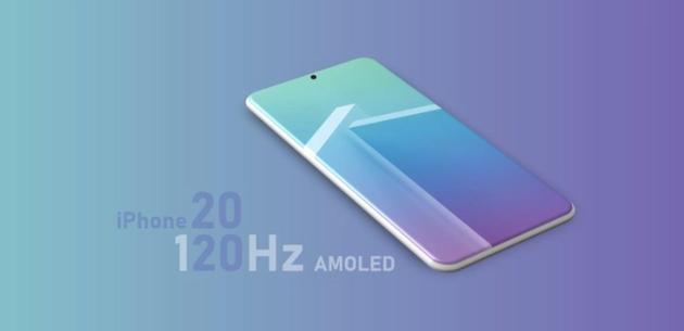 传iPhone 12 Pro和iPhone 12 Pro Max将采用120Hz刷新率屏幕
