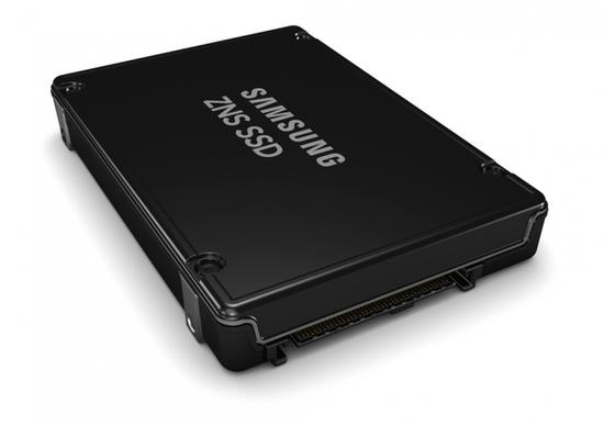 三星的新款企业级固态硬盘ZNS SSD