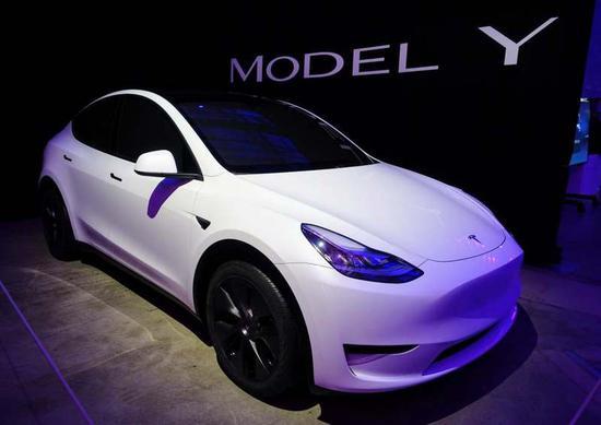 特斯拉Model Y预计交付将近:已获美监管机构认证