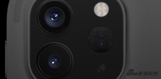 激光雷达扫描仪是一套被放在镜头中的微缩系统