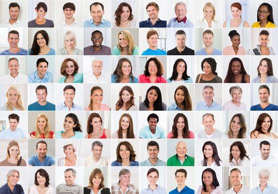 一项新研究试图将人们储存在记忆中的面孔数进行量化