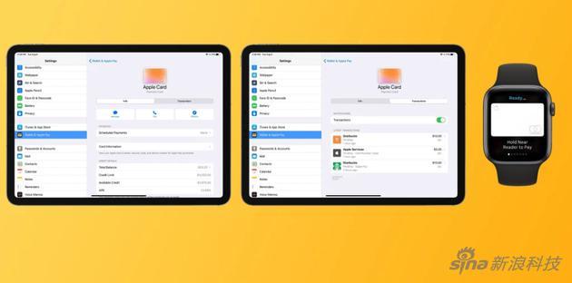 目前iPad上查账体验不如iPhone