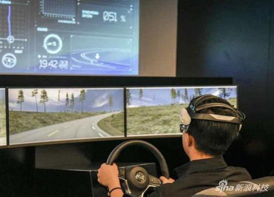脑控车技术