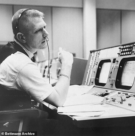 阿波罗计划时的克兰兹