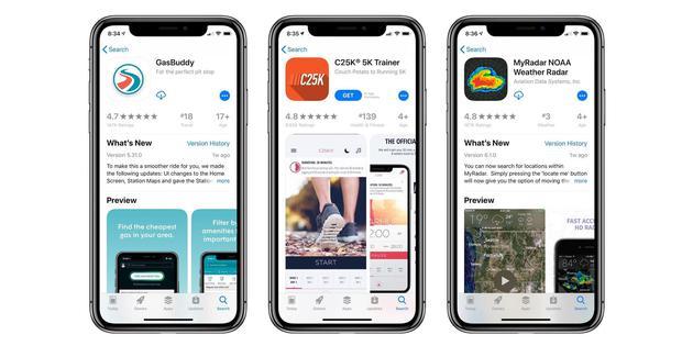 研究称二十多款热门iOS应用向第三方发送用户数据