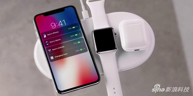 苹果还未放弃AirPower 这项专利描述了它的充电细节