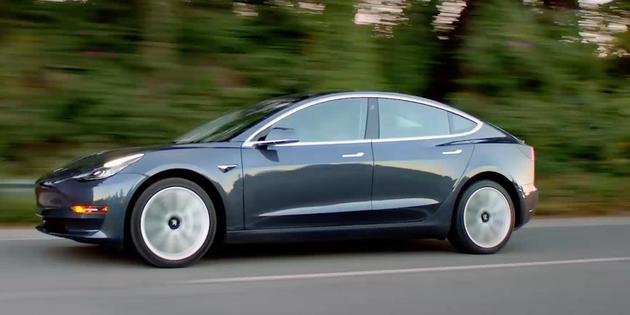 特斯拉Model 3或将获得欧盟销售许可:下月交付