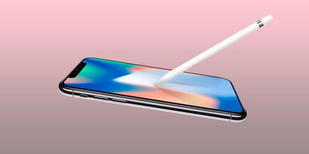 台媒:为增添卖点刺激销量 新iPhone将首度支持触控笔