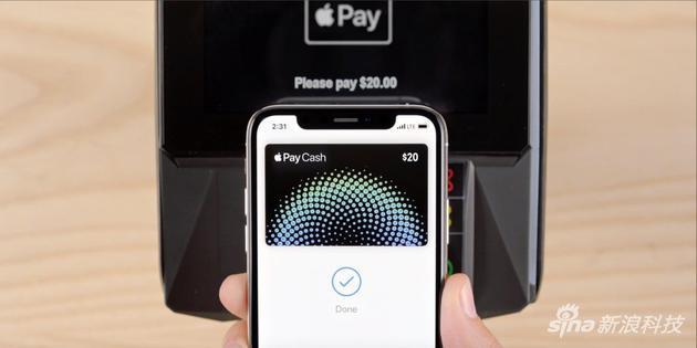 Apple Pay承载了更多内容