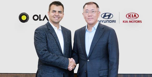 印度共享乘車Ola獲3億美元融資 助力減少車主運營成本