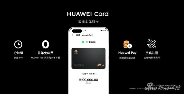 HUAWE Card