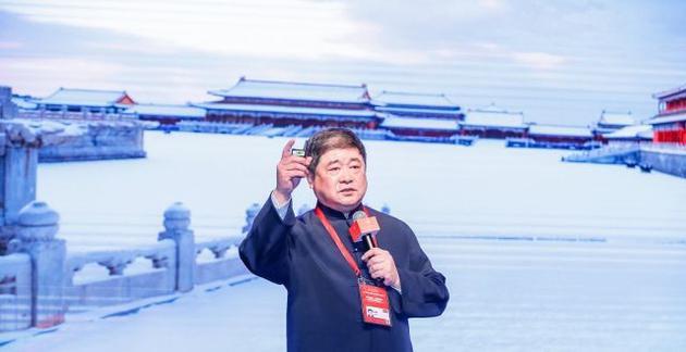 故宫博物院院长单霁翔
