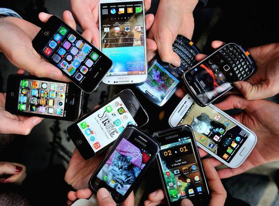 2018年第三季全球智能手机销量同比增长1.4%  华为小米助推销量