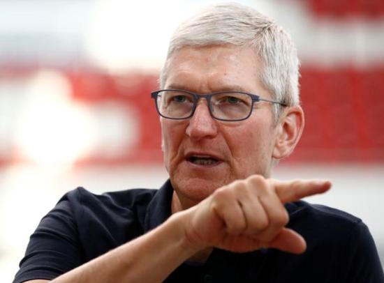 苹果CEO:全球企业税收体系必须彻底改革