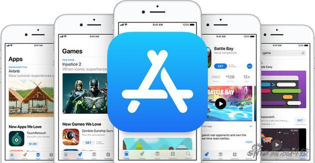 蘋果生態的基石正式App Store軟件商店