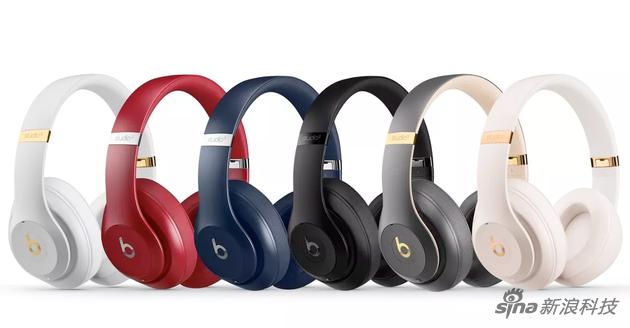 """Studio""是之前Beats耳机的名字"