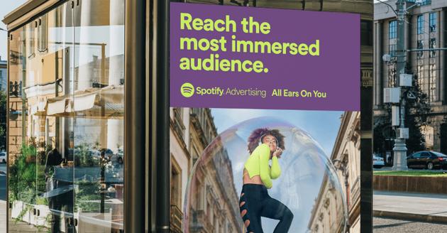 Spotify启动广告宣传攻势 吸引更多广告主