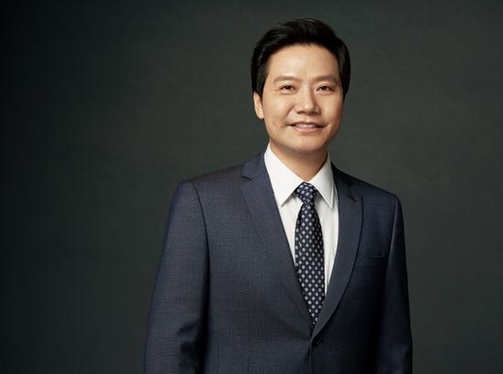 全国人大代表、小米集团董事长兼CEO雷军