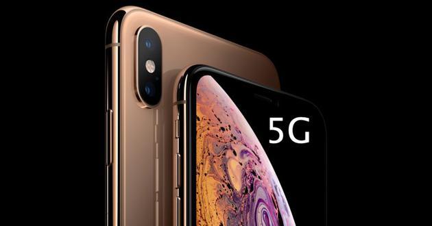 """苹果5G版iPhone2020年面市 对英特尔调制解调器的依赖使苹果""""处境艰难"""""""