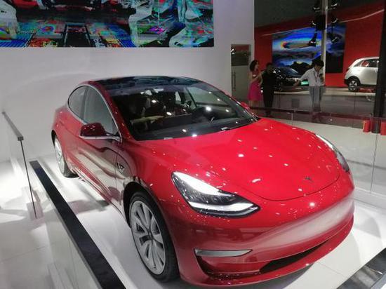 特斯拉计划2020年1月底完成国产Model 3...