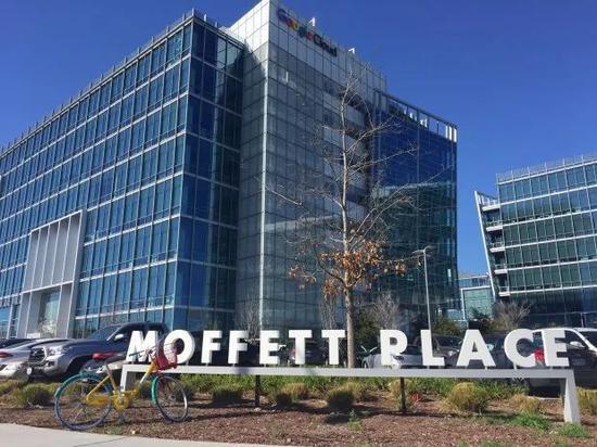谷歌云位于Sunnyvale的总部大楼