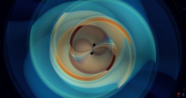 2019年5月21日探测到的黑洞碰撞事件的数值模型
