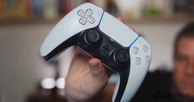 PS5的新手柄得到支撑