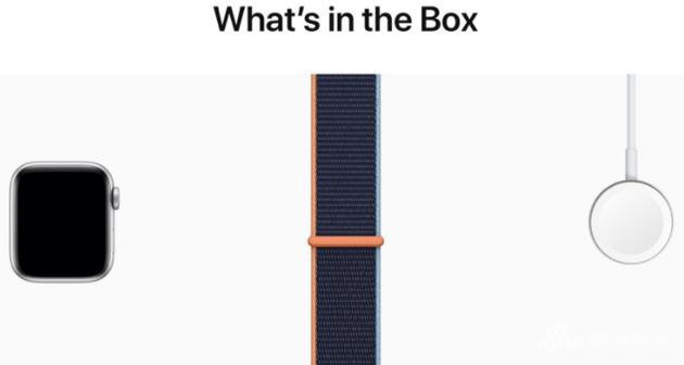 苹果取消新Apple Watch的电源适配器