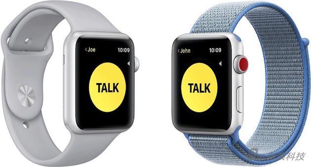 蘋果Apple Watch對講機漏洞已修復 采用FaceTime音頻功能