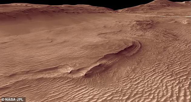 毅力号将从杰泽罗陨石坑附近一个40亿年历史的河流三角洲中采集样品,那里可能有古代生命的迹象