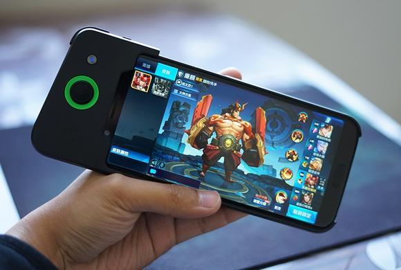 黑鲨游戏手机图赏