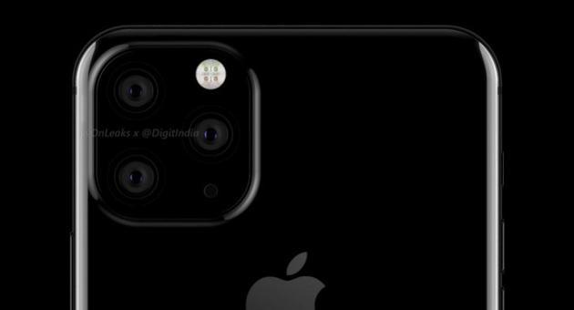 苹果iPhone 11摄像头和闪光灯细节泄露:120度超广角摄像头