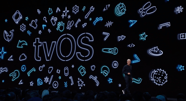苹果Apple Music融到tvOS tvOS将支持Xbox One和PlayStation 4游戏手柄