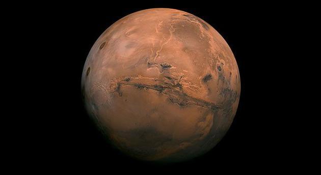 科学家们一直试图了解火星上是否有任何生命的迹象