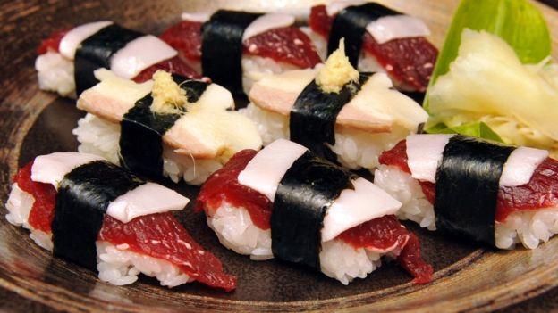 日本为科研目的捕杀的鲸鱼最终的确都上了餐桌。