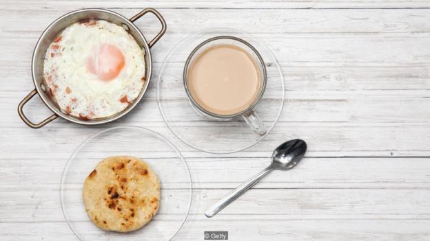 高蛋白早餐对按捺晚些时候的食欲并缩短食量稀奇有效。