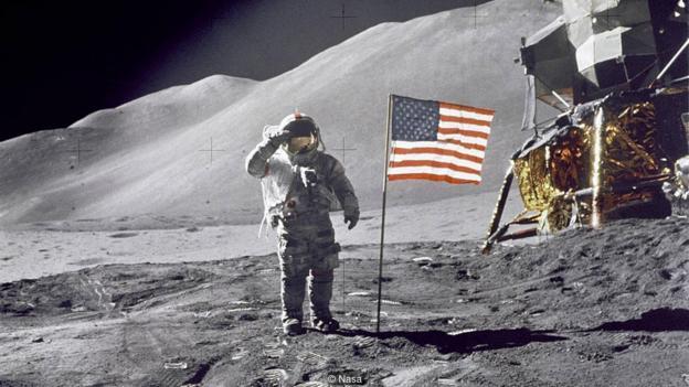 美国宇航局评估称,在阿波罗计划鼎盛时期,美国共有40万名男性和女性工作者参与该计划