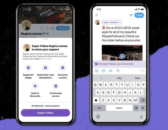 """""""付费阅读""""终于来了,推特宣布将推出订阅服务:用户需为独家内容付费"""