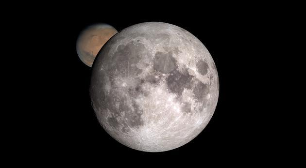 美国太空顾问组:十年内登月,NASA这速度太慢