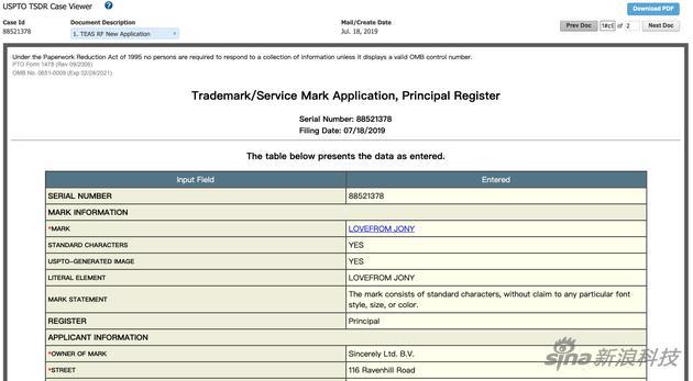 美国注册公司的说明文件