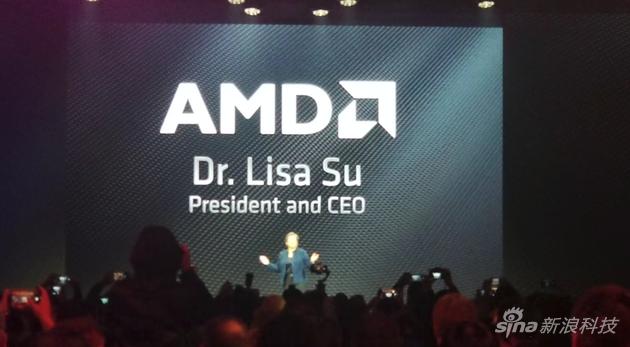 AMD CEO苏姿丰