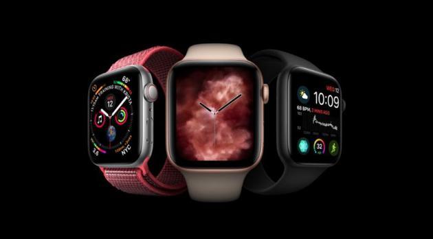 Apple Watch占据半边江山